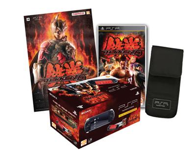 TEKKEN 6 Now Available on Sony PSP, Comes in Limited Edition Bundle