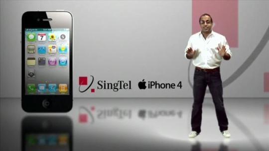 Singtel Adds iPhone 4 Tips, Starhub Stops Registration, White ...
