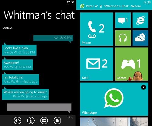 Whatsapp windows phone 8 - фото 3