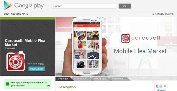 carousell-android-app