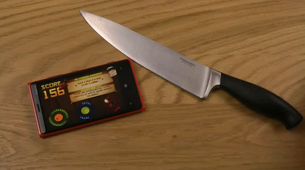 nokia-fruit-ninja-knife