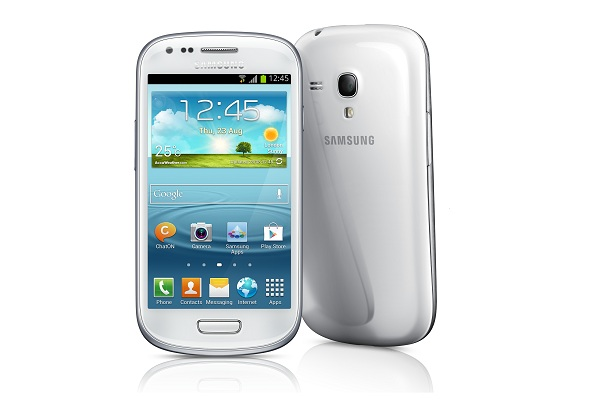 GALAXY S III mini - Marble White