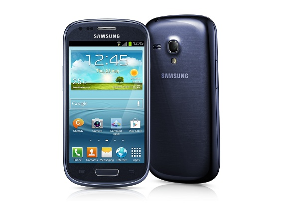 GALAXY S III mini - Pebble Blue