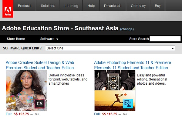 adobe-education-store