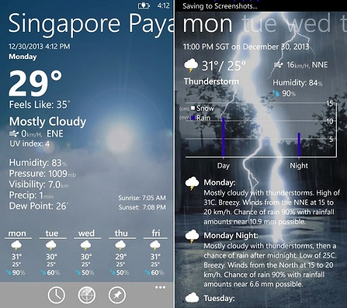 amazing-weather-app