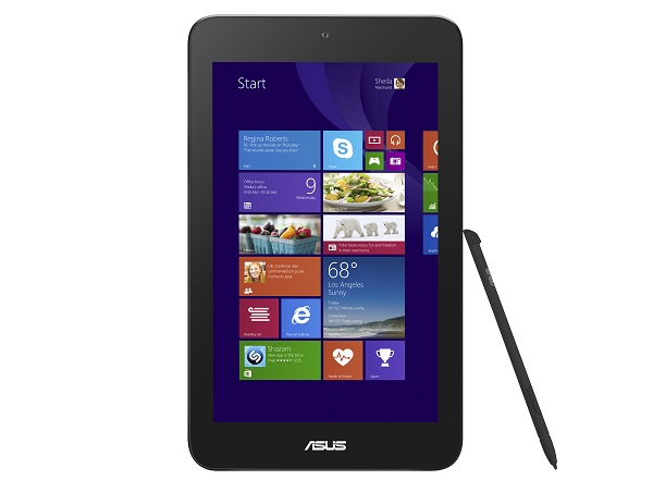 ASUS VivoTab Note 8 Windows Tablet with Wacom Stylus Available Now