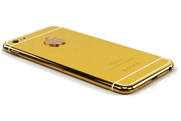 This is the four most expensive iPhone ever in the world!!!