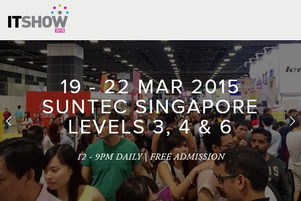 Good deals at IT Show 2015 (Part 2) - Asian Buzz