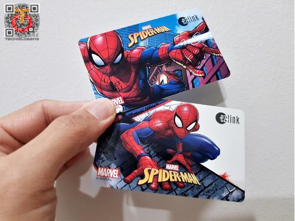 ezlink-spider-man
